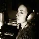 Studio session with Hilde Vanhove